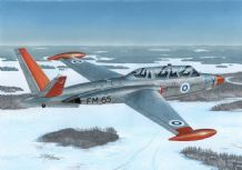 Special Hobby 1/72 Model Kit 72373 Fouga CM.170 Magister German, Finnish and Ostereich